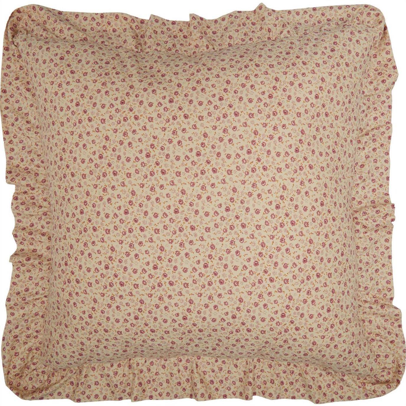Camilia Fabric Euro Sham 26x26