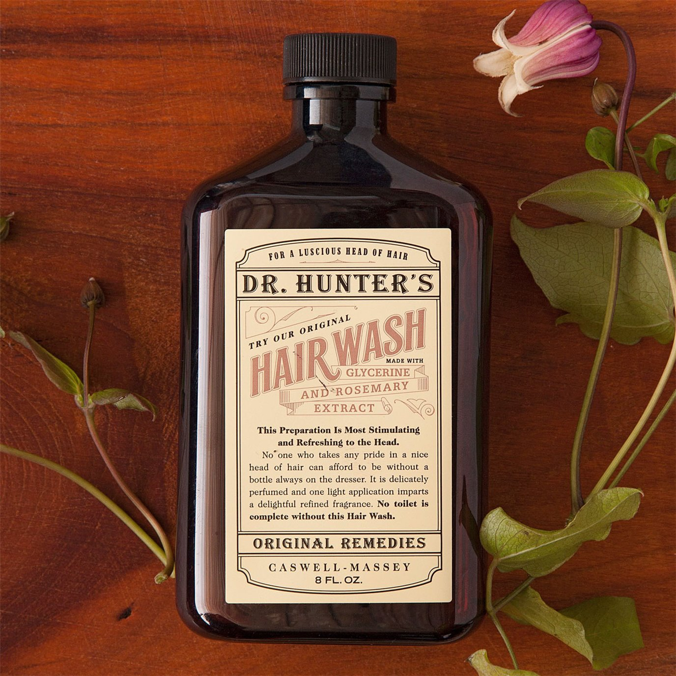 Caswell-Massey Dr. Hunter Hair Wash