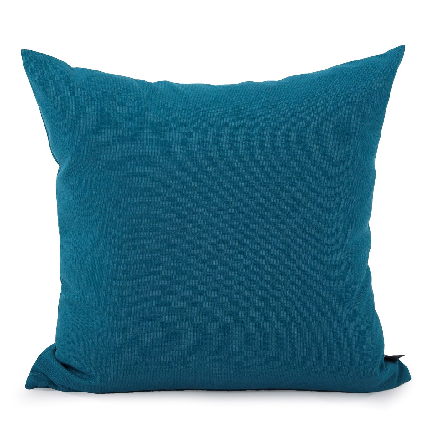 "Howard Elliott 20"" x 20"" Pillow Outdoor Sunbrella Seascape Turquoise"