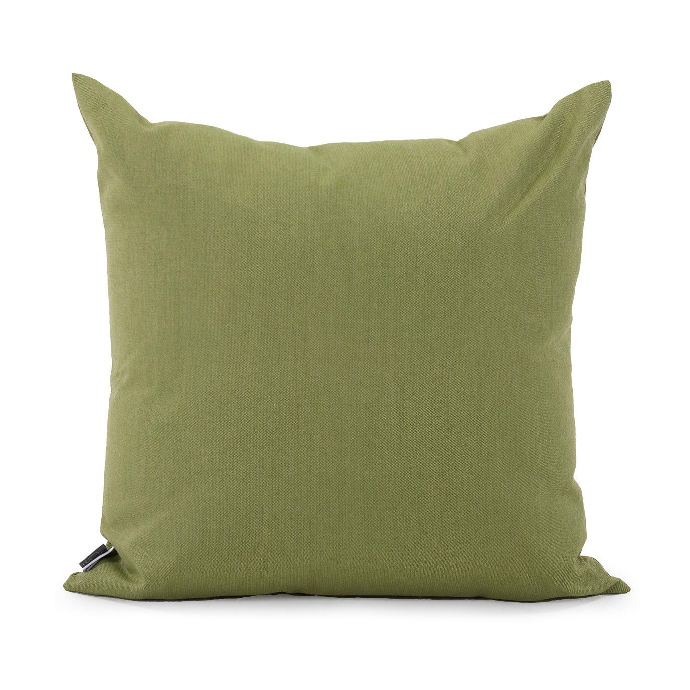 """Howard Elliott 20"""" x 20"""" Pillow Outdoor Sunbrella Seascape Moss"""