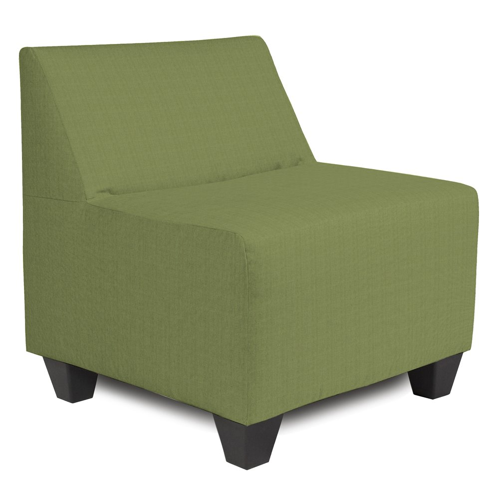 Howard Elliott Pod Chair Cover Sunbrella Outdoor Seascape Moss - Cover Only, Cushion and Frame Not Included