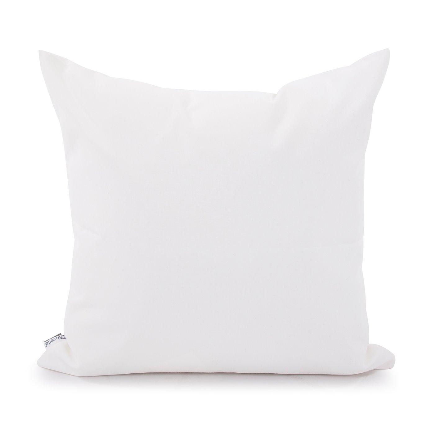 "Howard Elliott 20"" x 20"" Pillow Outdoor Sunbrella Seascape Natural"