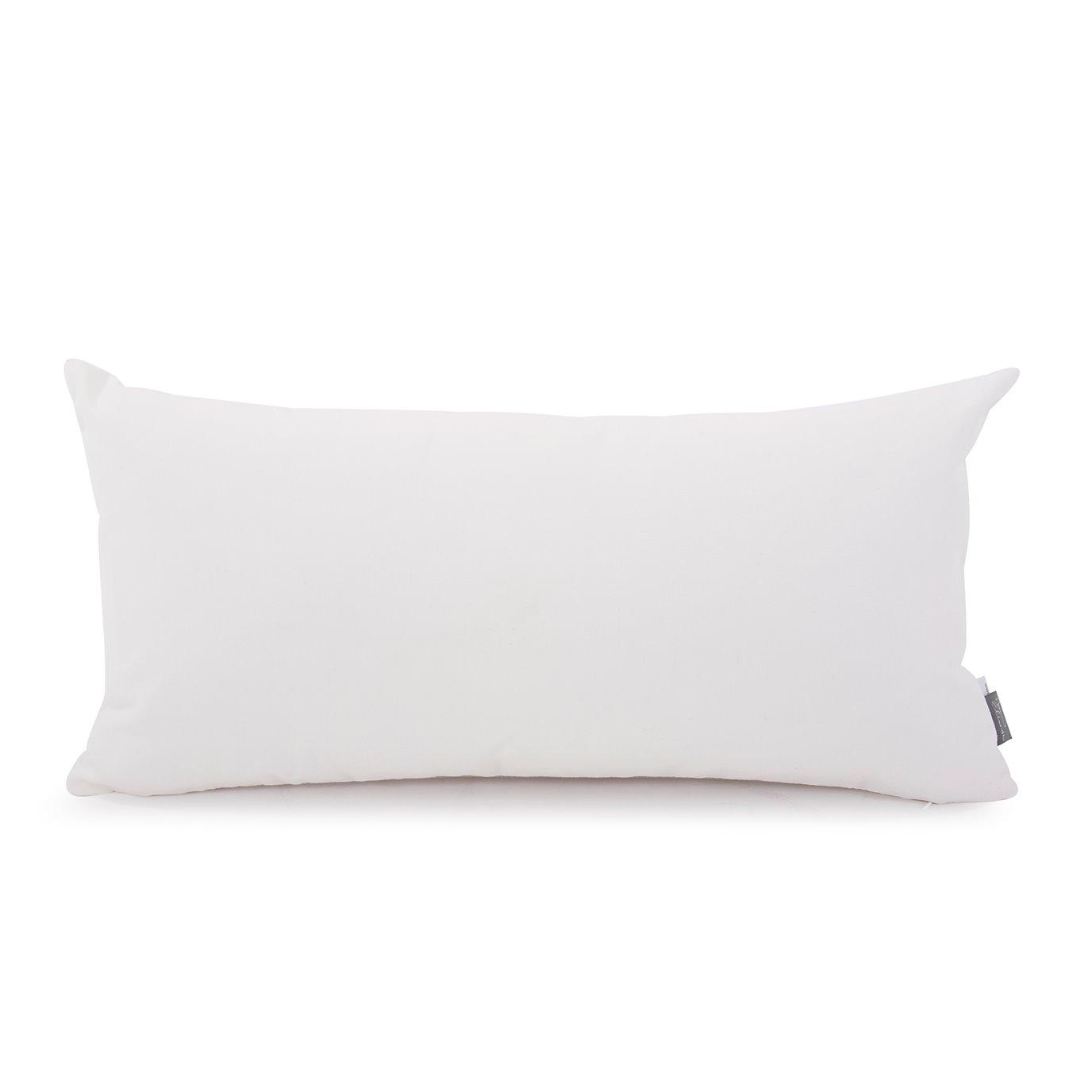 Howard Elliott Kidney Pillow Outdoor Sunbrella Seascape Natural
