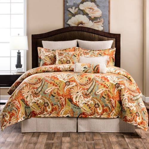 Contempo Daybed 10 piece comforter set