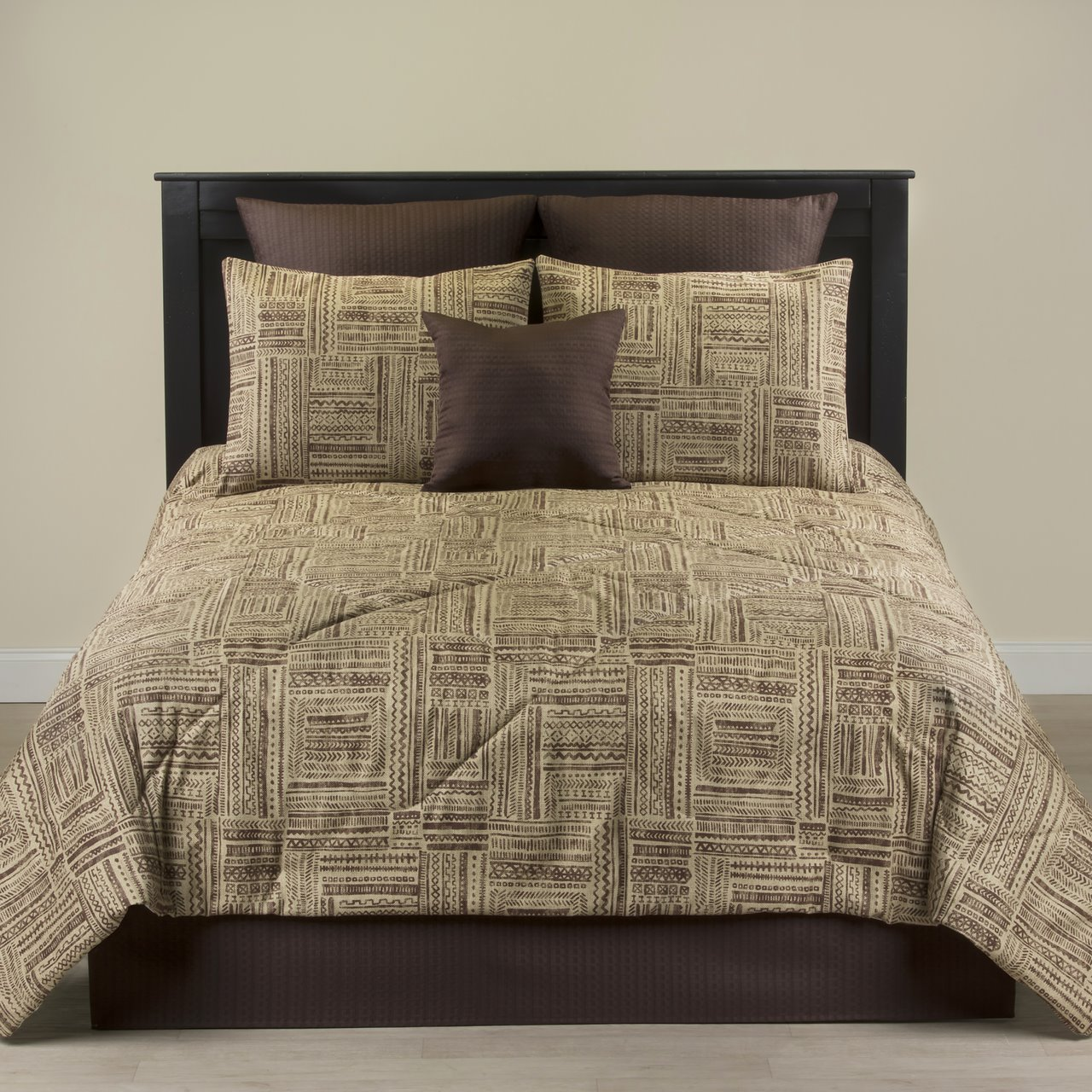 Kenya  Daybed 4 piece comforter set