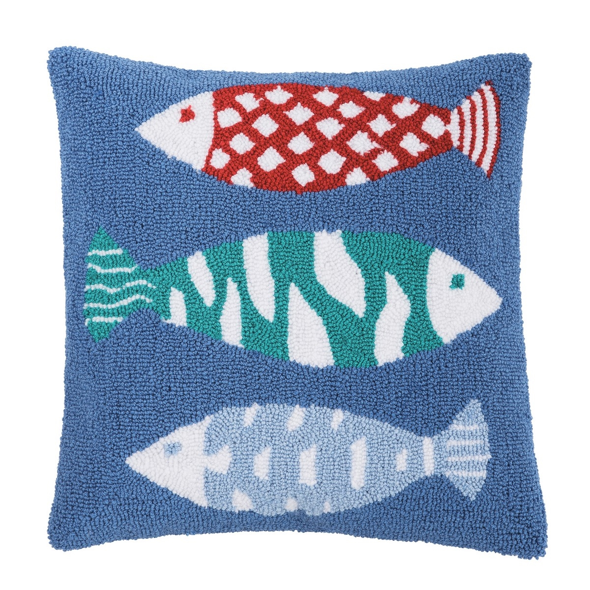 Harpswell Fish Pillow