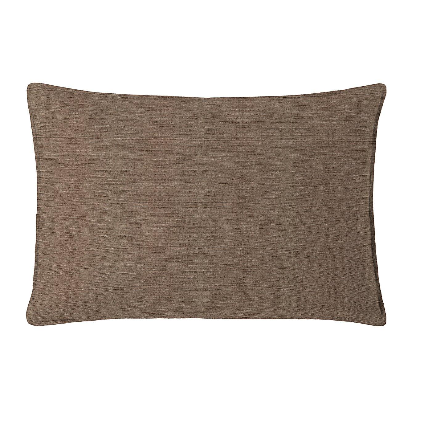 """McGregor Chocolate Rectangle Pillow 14""""x42"""""""