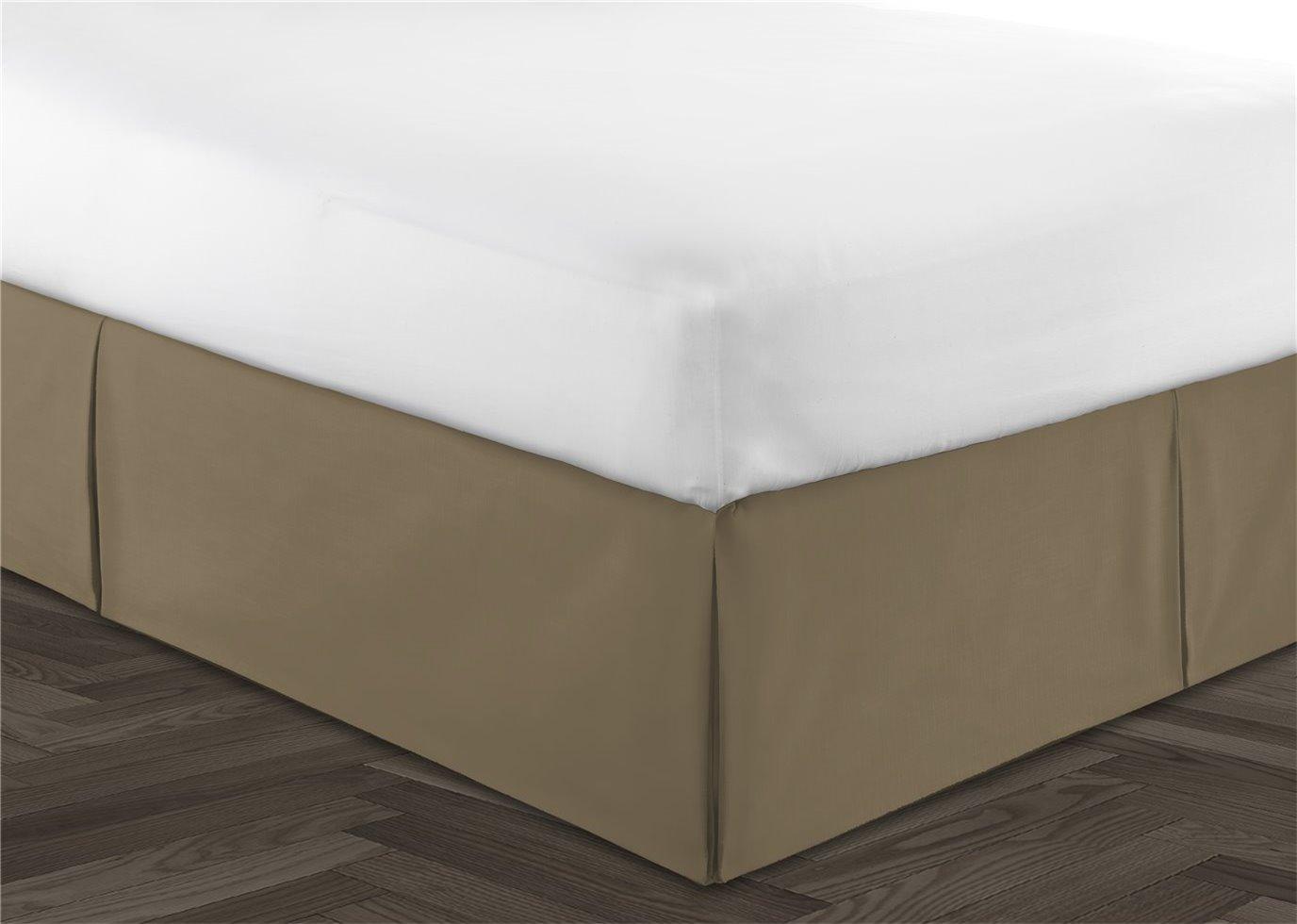 "Elmwood Coordinate Bedskirt 15"" Drop -Twin/Twin-XL"