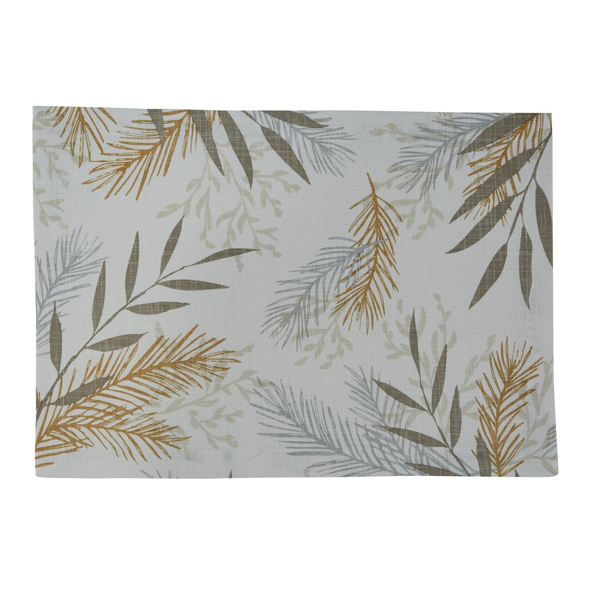 Neutral Sprigs Placemat