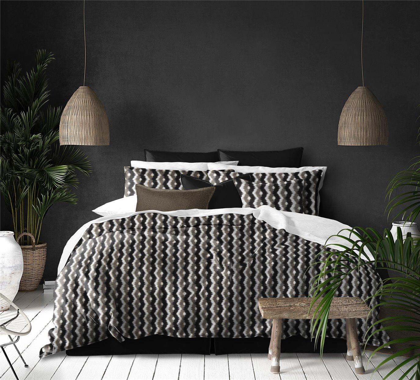 Nelson Comforter Set - Full/Double