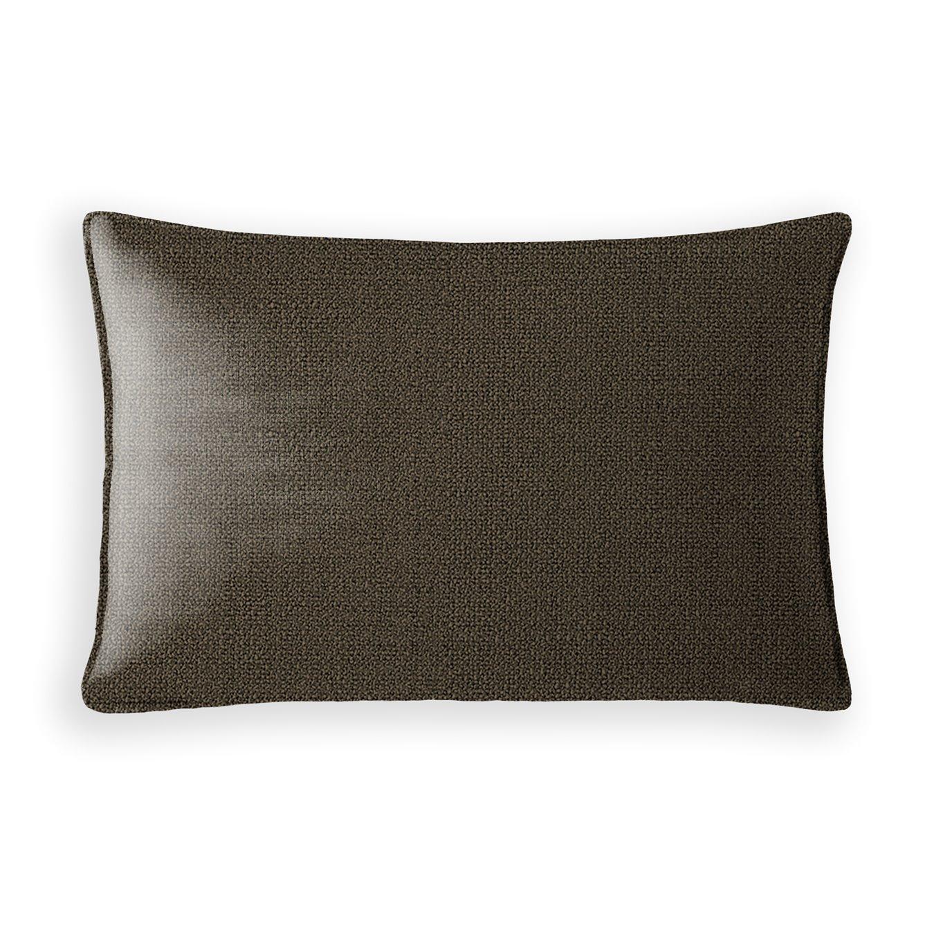 Hickory Lane Decorative Cushion - Coordinating Boucl  - Long Rectangle