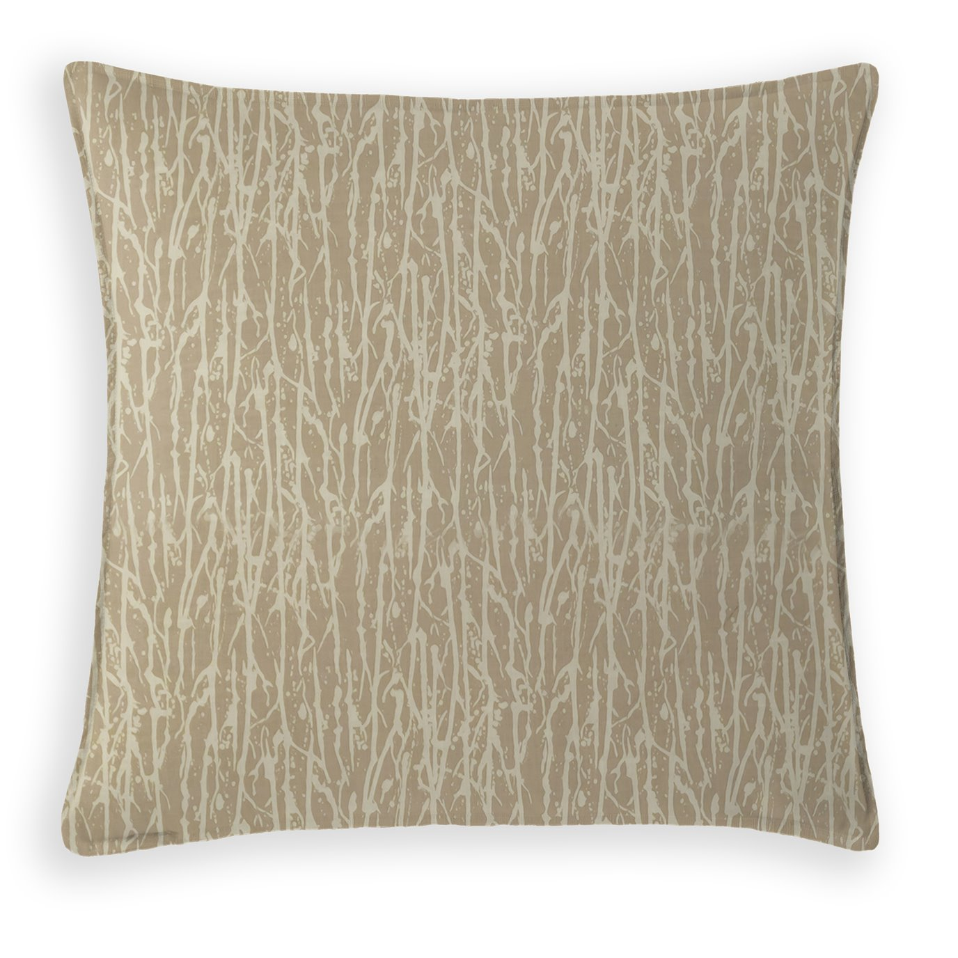 Willowbrook Decorative Cushion - 20 Inch Square - Coordinating Velvet