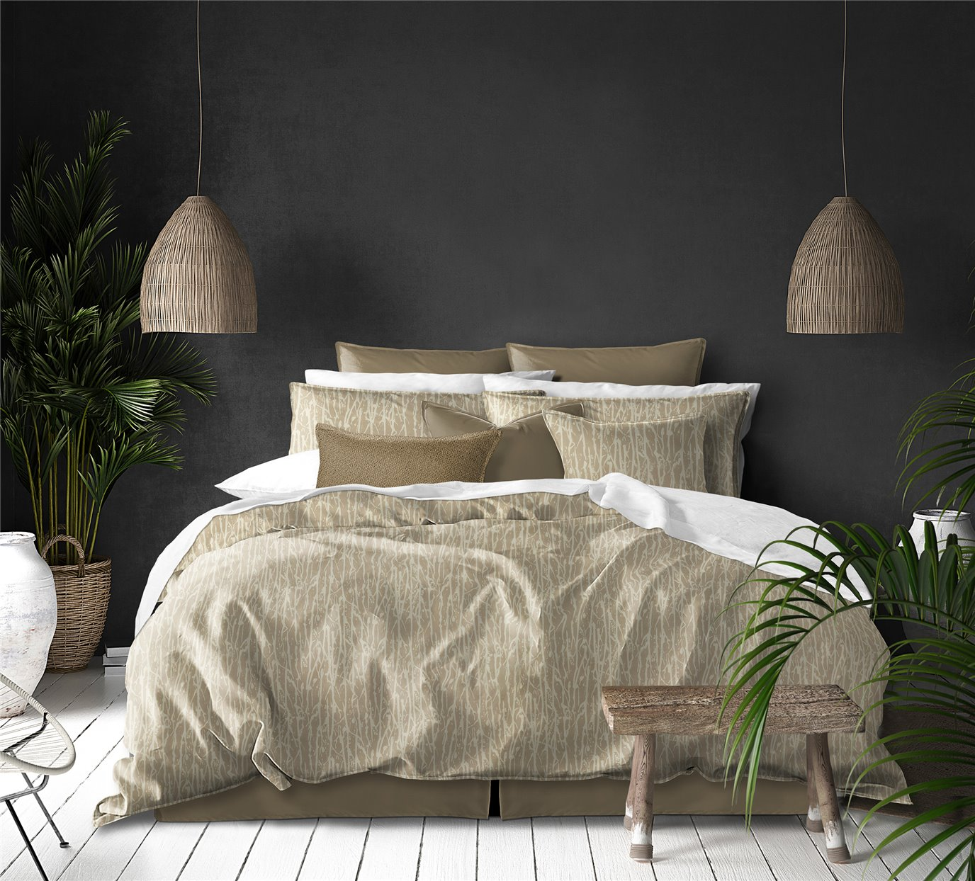 Willowbrook Coverlet Set - Twin