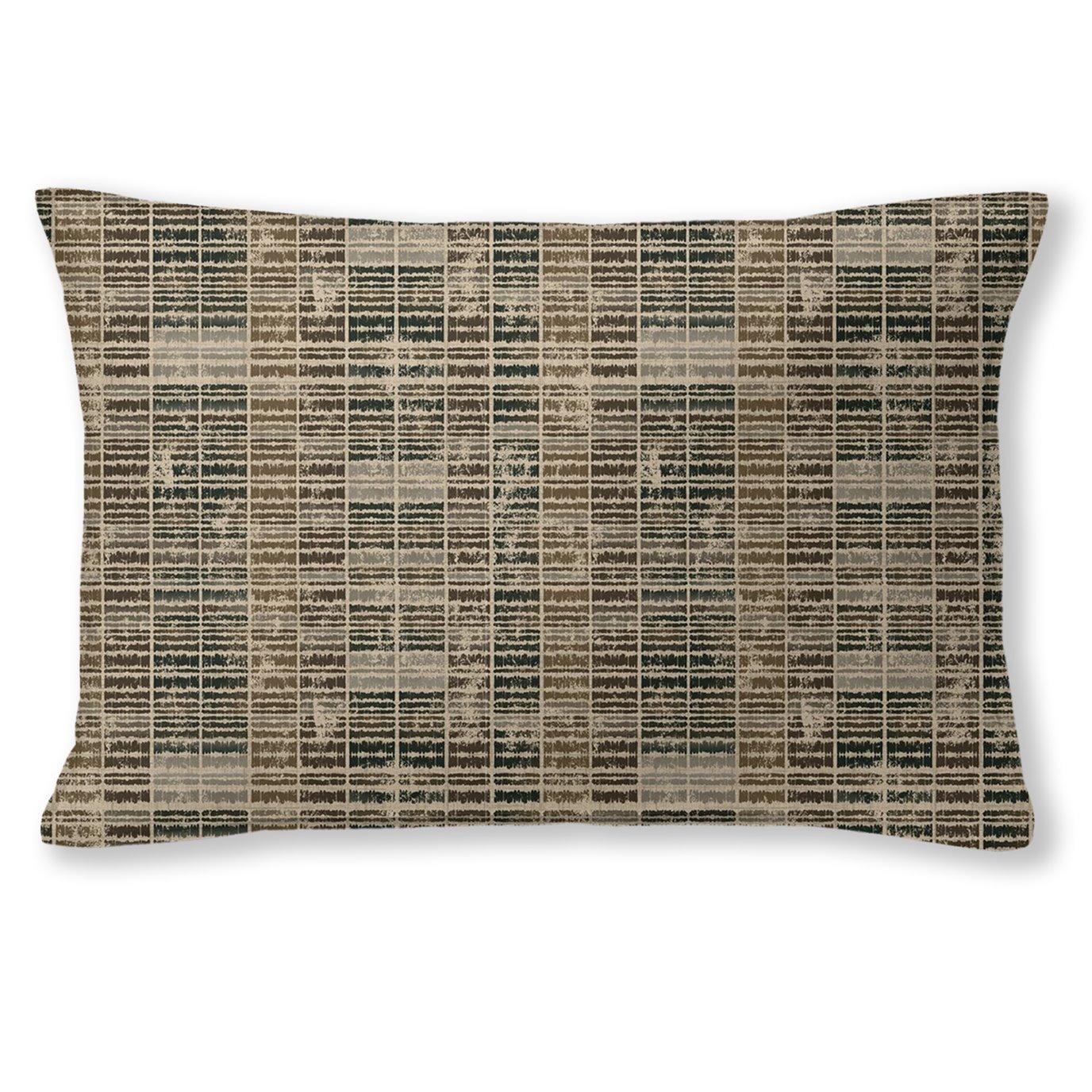Eaton Cocoa Pillow Sham Standard/Queen