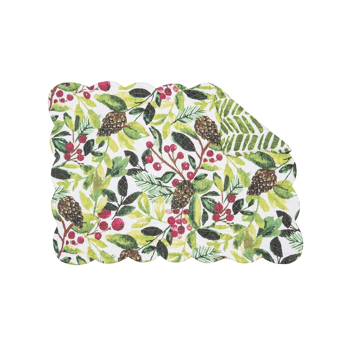 Tyson Pines Rectangular Quilted Placemat