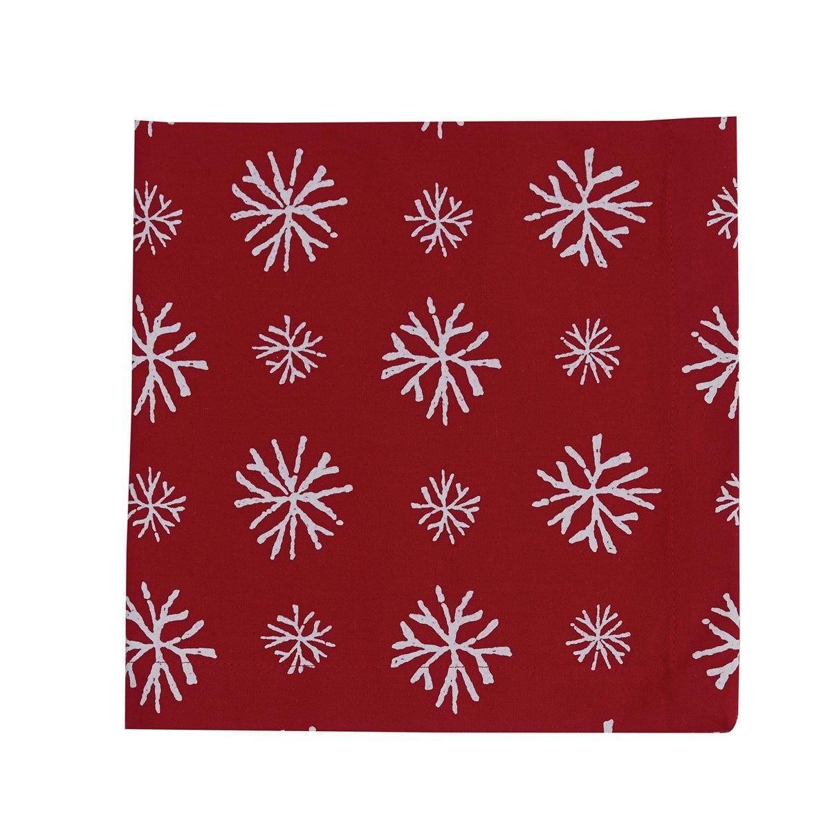 Snowflake Napkin