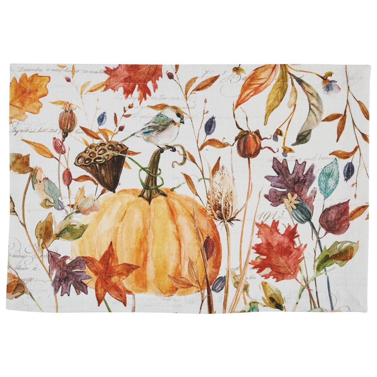 Harvest Home Woven Placemat