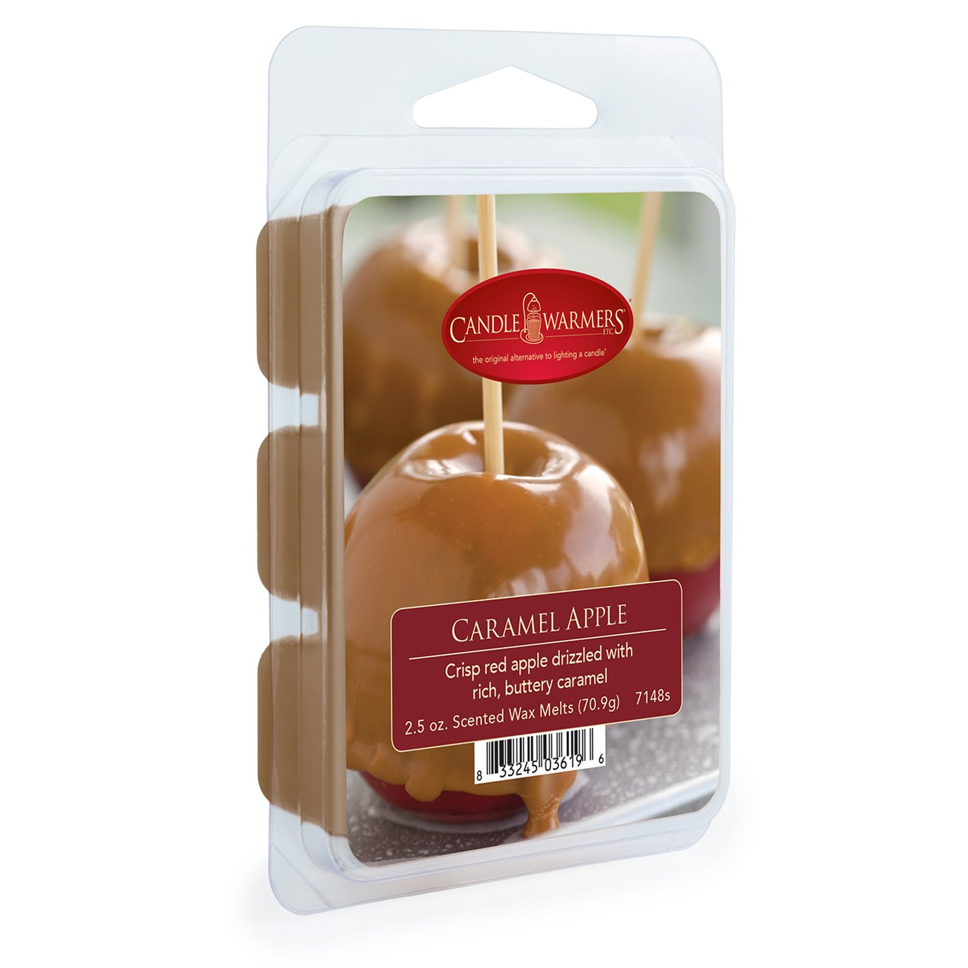 Caramel Apple Wax Melts by Candle Warmers 2.5 oz