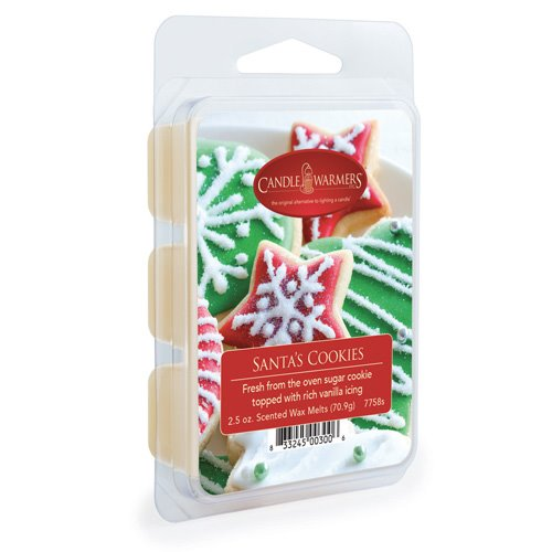Santa's Cookies Wax Melts by Candle Warmers 2.5 oz