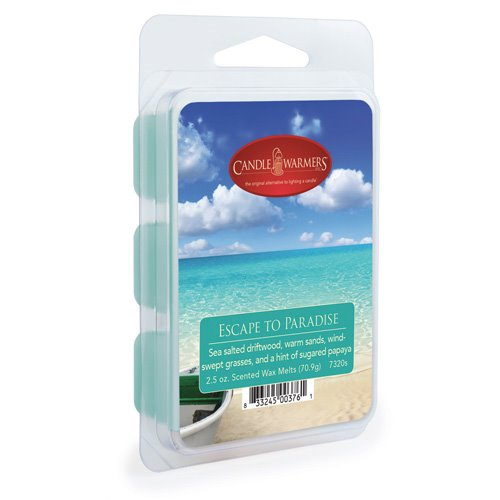 Escape to Paradise Wax Melts by Candle Warmers 2.5 oz
