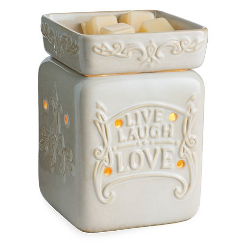 Live Well Illumination Wax Warmer by Candle Warmers