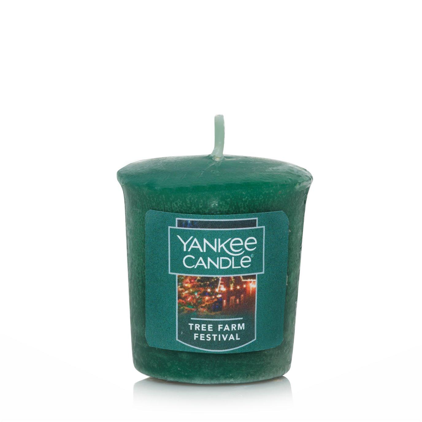 Yankee Candle Tree Farm Festival Sampler Votive