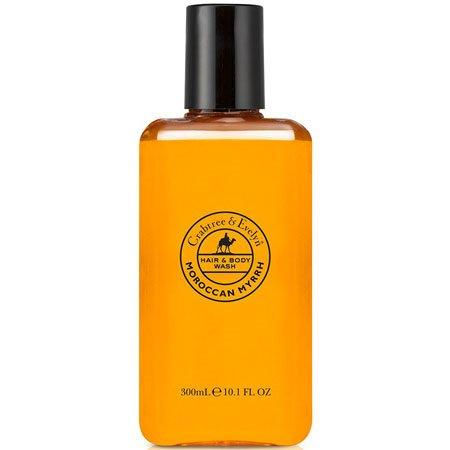 Crabtree & Evelyn Moroccan Myrrh Hair and Body Wash (10.1 fl oz, 300ml)