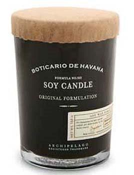 Archipelago Boticario de Havana Soy Candle