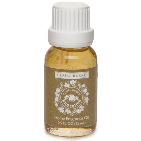 Claire Burke Wild Cotton Home Fragrance Oil