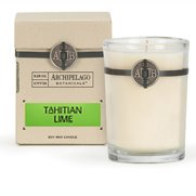 Archipelago Tahitian Lime Soy Boxed Candle