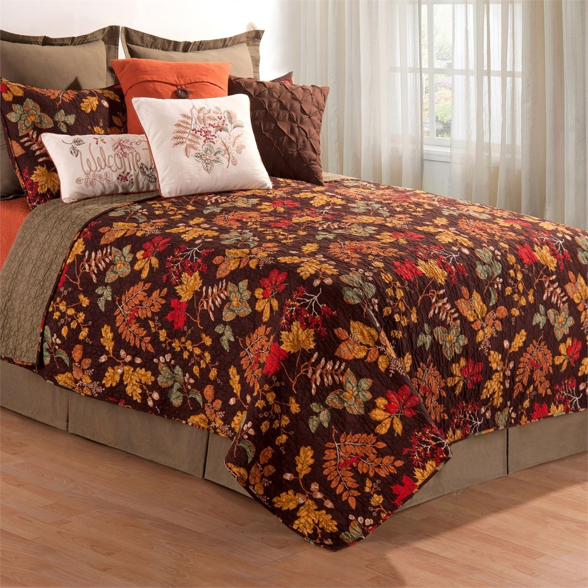 Amison King Quilt