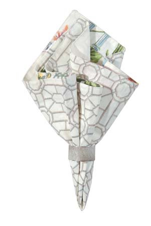 Garden Folly Napkin