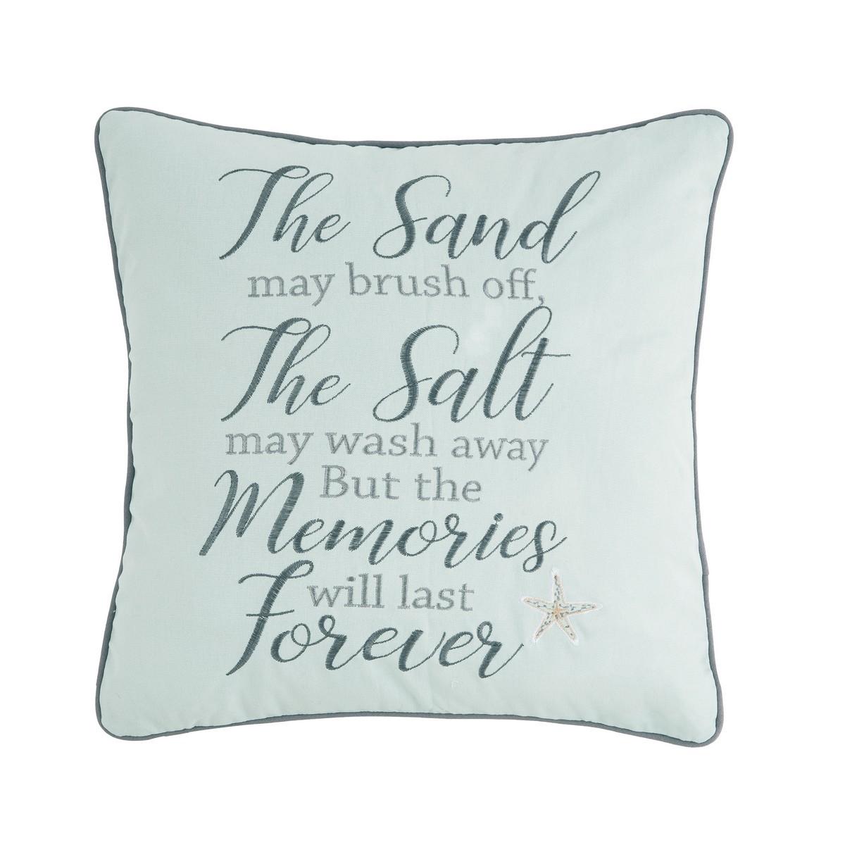 Memories Forever Pillow