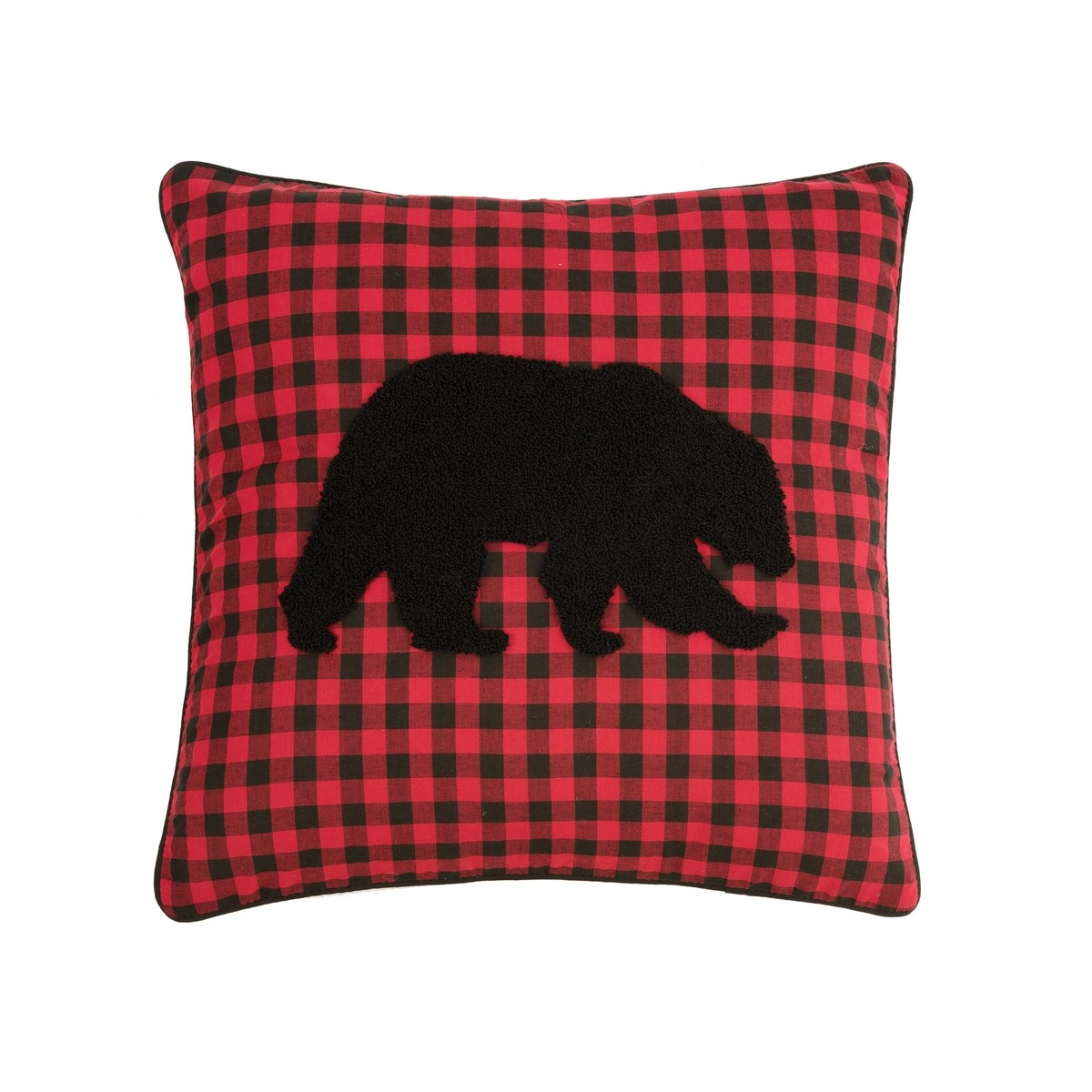 Woodford Bear Pillow