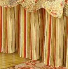 Ronaldo Twin Bedskirt
