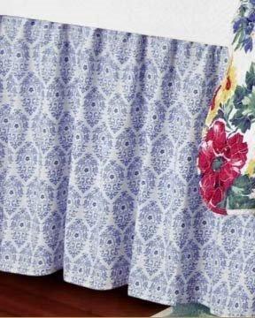 Madeline Queen Bedskirt