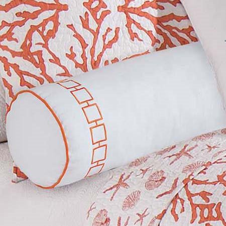 Cora Large Neckroll Pillow