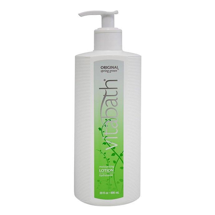 Vitabath Original Spring Green Moisturizing Lotion (20 oz)