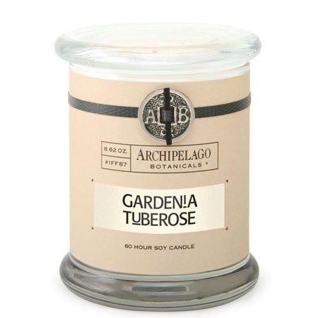 Archipelago Gardenia Tuberose Jar Candle