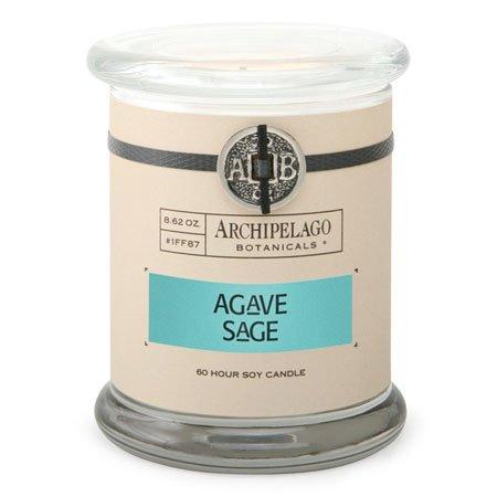Archipelago Agave Sage Jar Candle