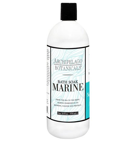 Archipelago Marine Sea Salt Bath Soak (33 fl oz)