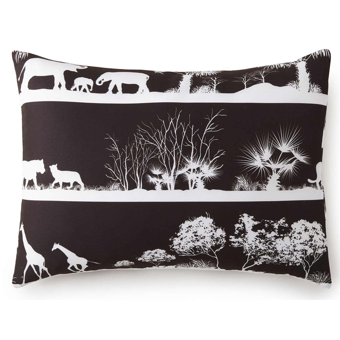 African Safari Pillow Sham King