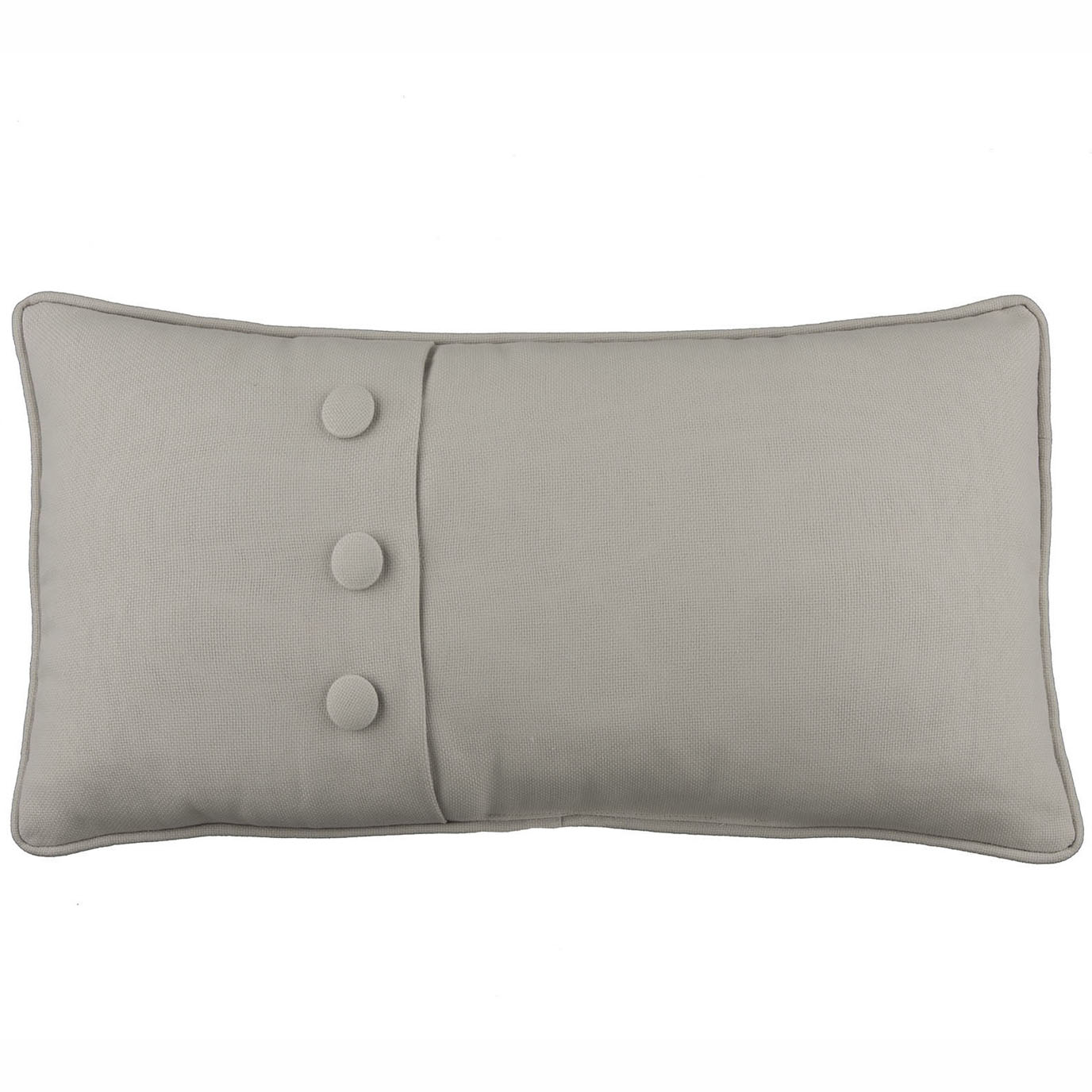 Park Avenue Grey Breakfast Pillow