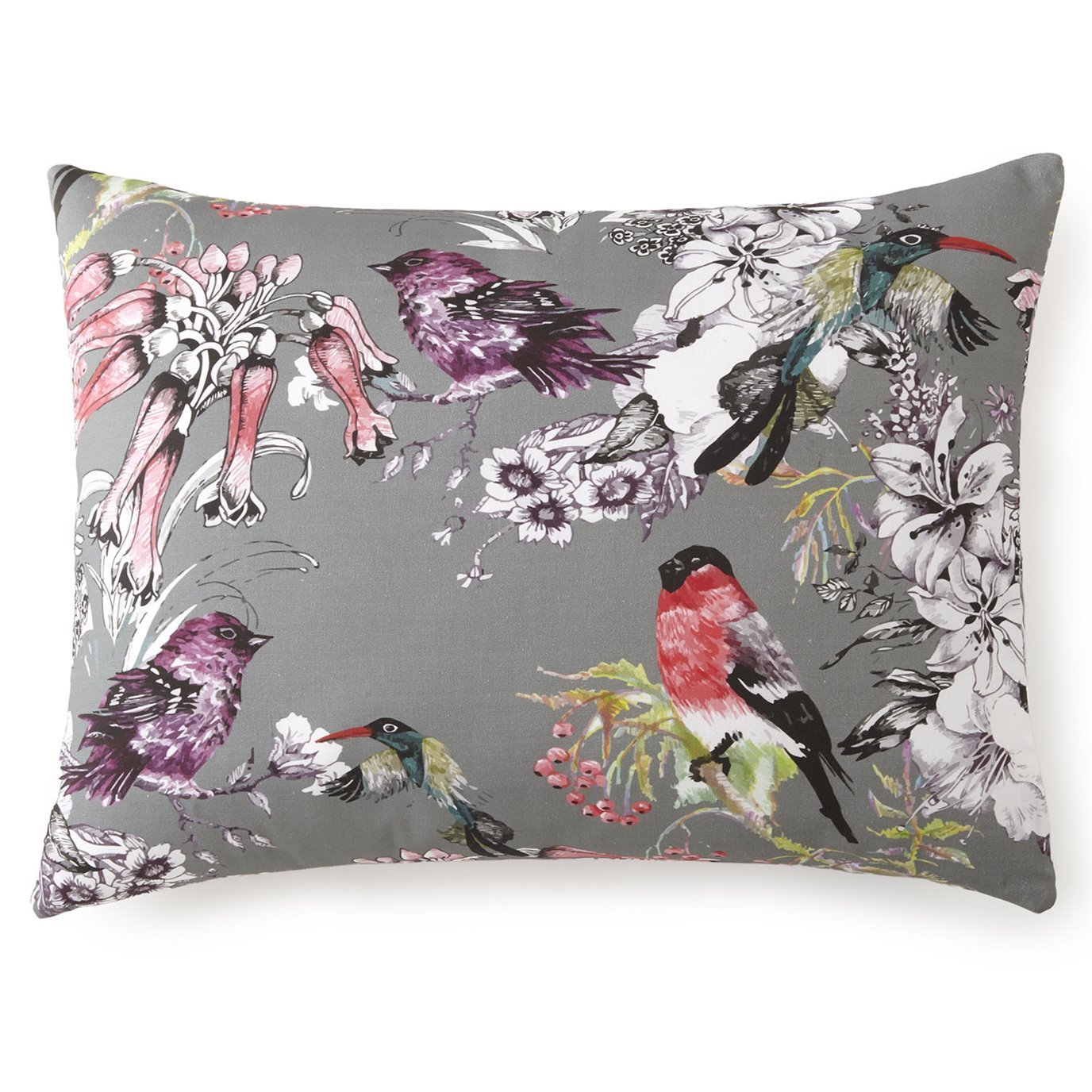 Birds In Bliss Pillow Sham King