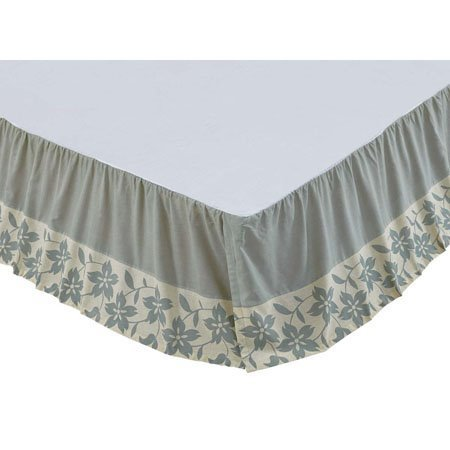 Briar Sage Twin Size Bed Skirt