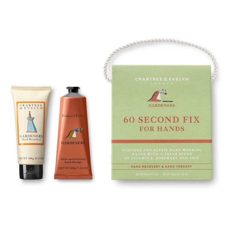 Crabtree & Evelyn Gardeners 60-Second Fix for Hands