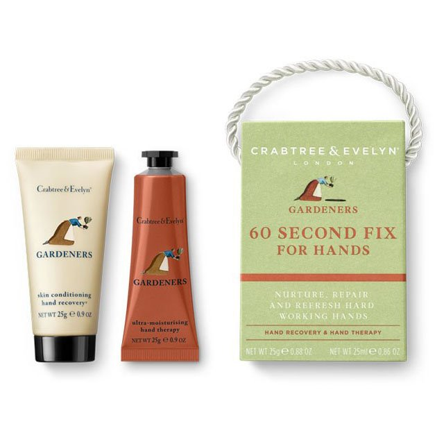 Crabtree & Evelyn Gardeners 60-Second Fix for Hands-Mini