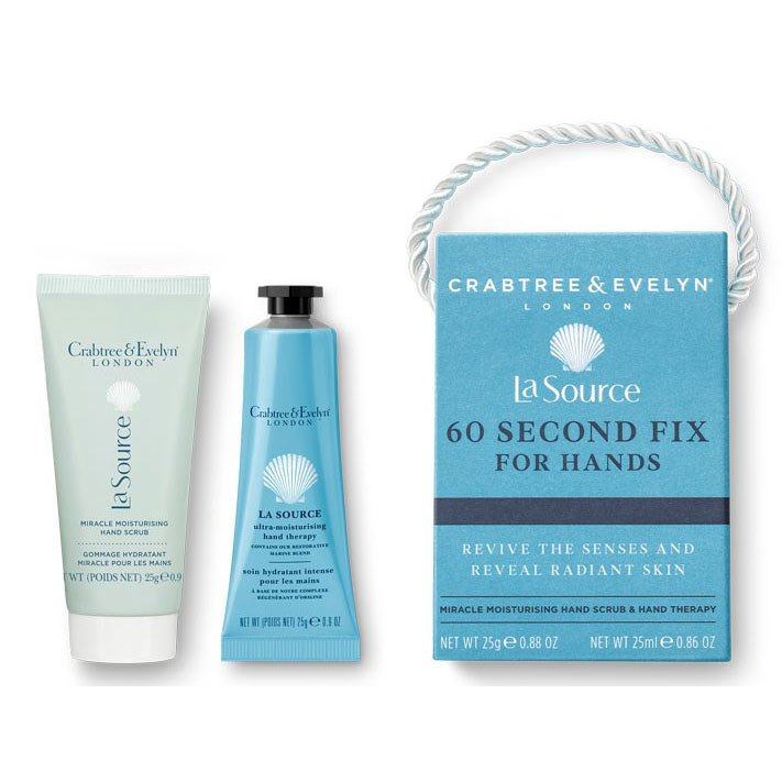 Crabtree & Evelyn La Source 60-Second Fix for Hands-Mini