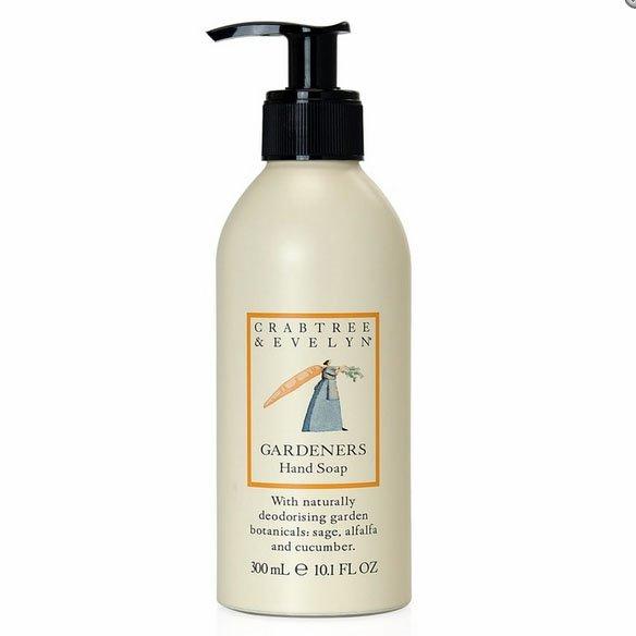 Crabtree & Evelyn Gardeners Liquid Hand Soap (300ml)