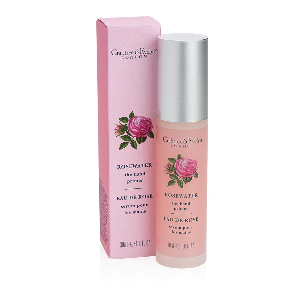 Crabtree & Evelyn Rosewater & Pink Peppercorn The Hand Primer